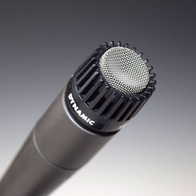Dynamic Instrument Microphone