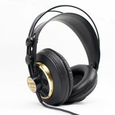 Gold Plated K240 Headphones