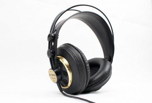 Gold Plated K240 Headphones
