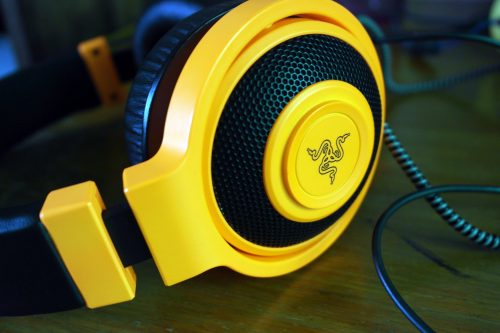 Three Serpents Headphones