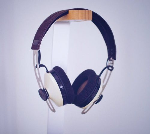 Adjustable Over-the-Ear Headphones